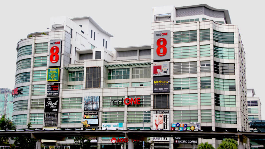 redONE Building Puchong