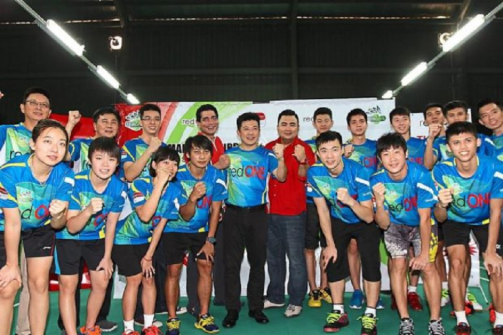 A New Milestone for Serdang Badminton Club -