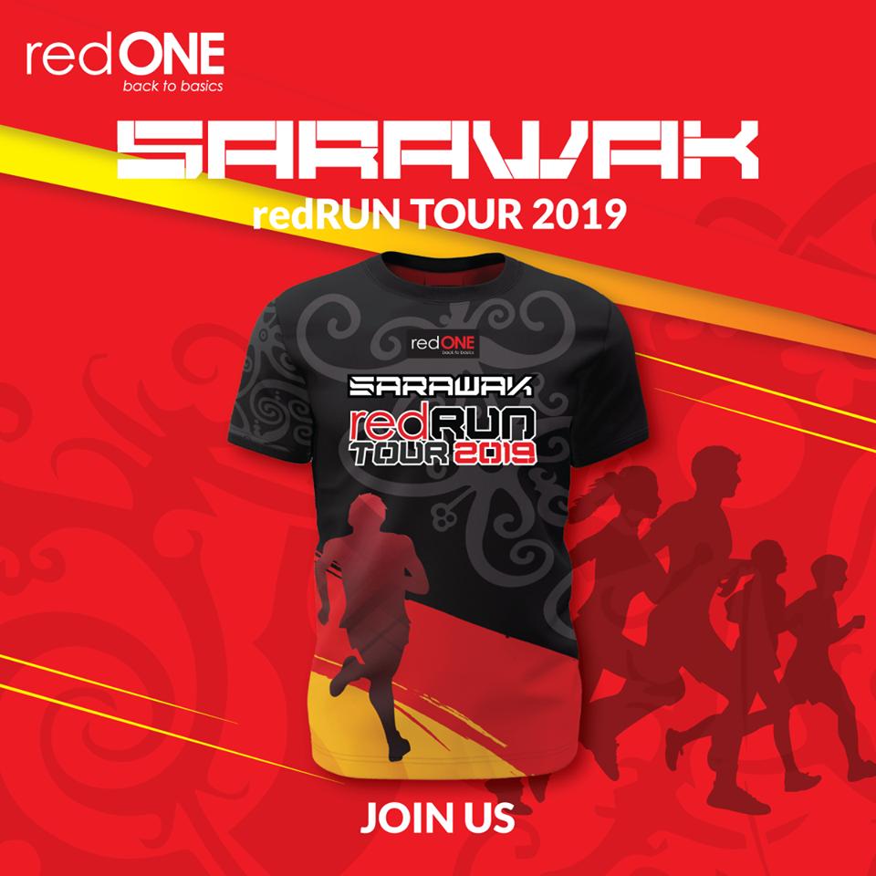 See you in SARAWAK redRUN TOUR – 15 Dec 2019! -