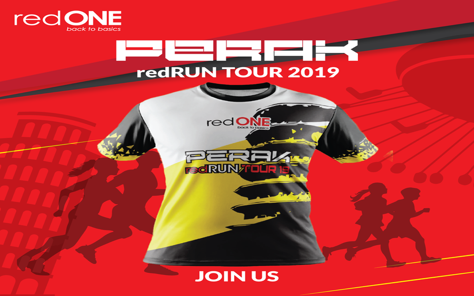 See you in PERAK redRUN TOUR – 23 Nov 2019! -