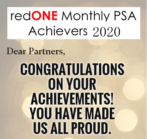 redONE Warriors of the Month – Aug 2020 -