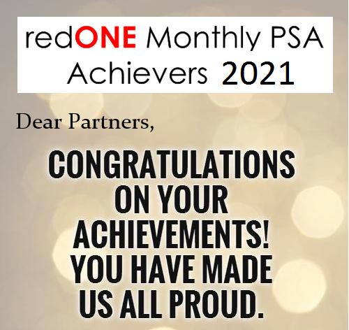 redONE Warriors of the Month – Jan 2021 -